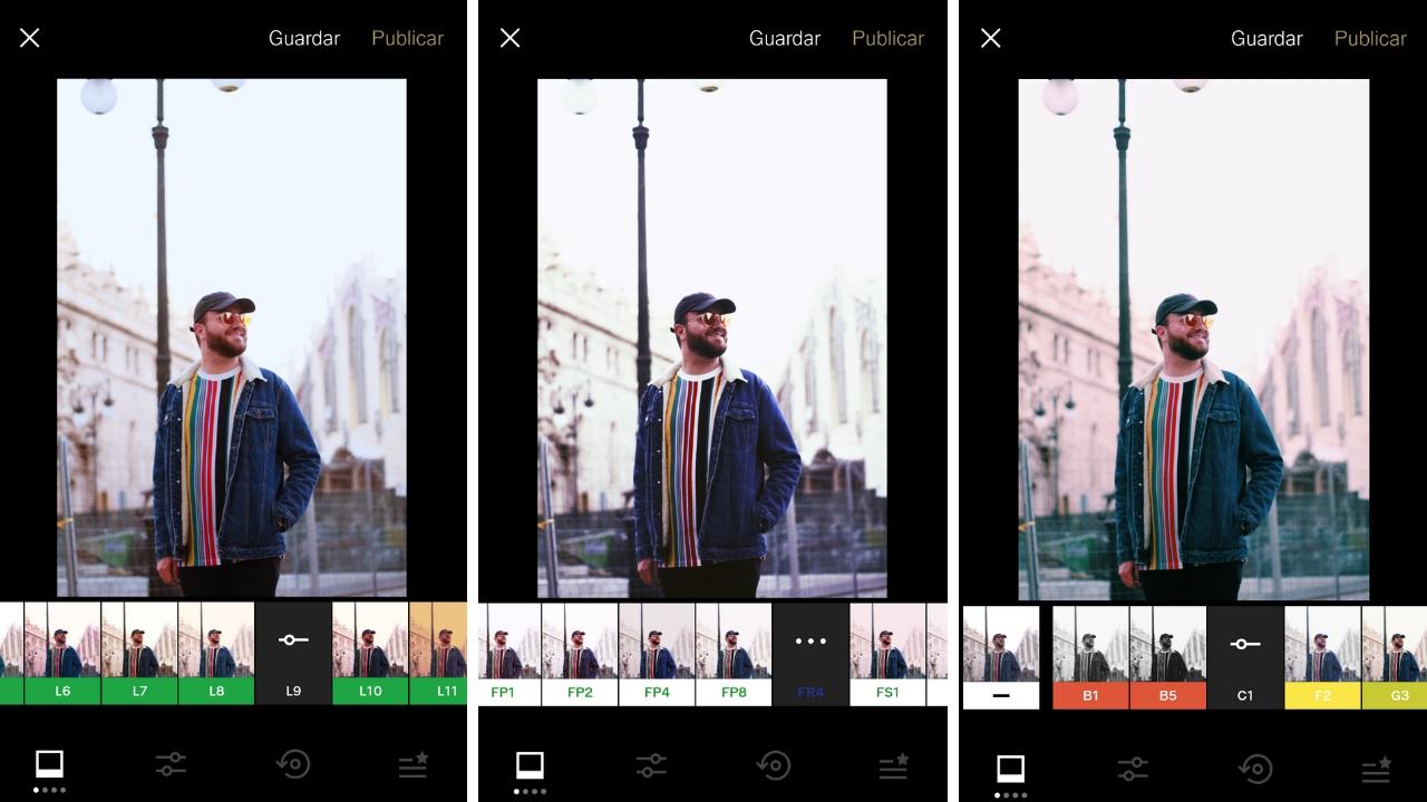 filtros vsco - 7 aplicaciones complementarias a Instagram