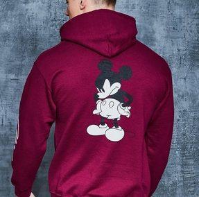 mzz54882 burgundy xl 287x284 - 10 Colecciones por el 90 Aniversario de Mickey Mouse