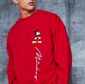 mzz57262 red xl 287x284 - 10 Colecciones por el 90 Aniversario de Mickey Mouse