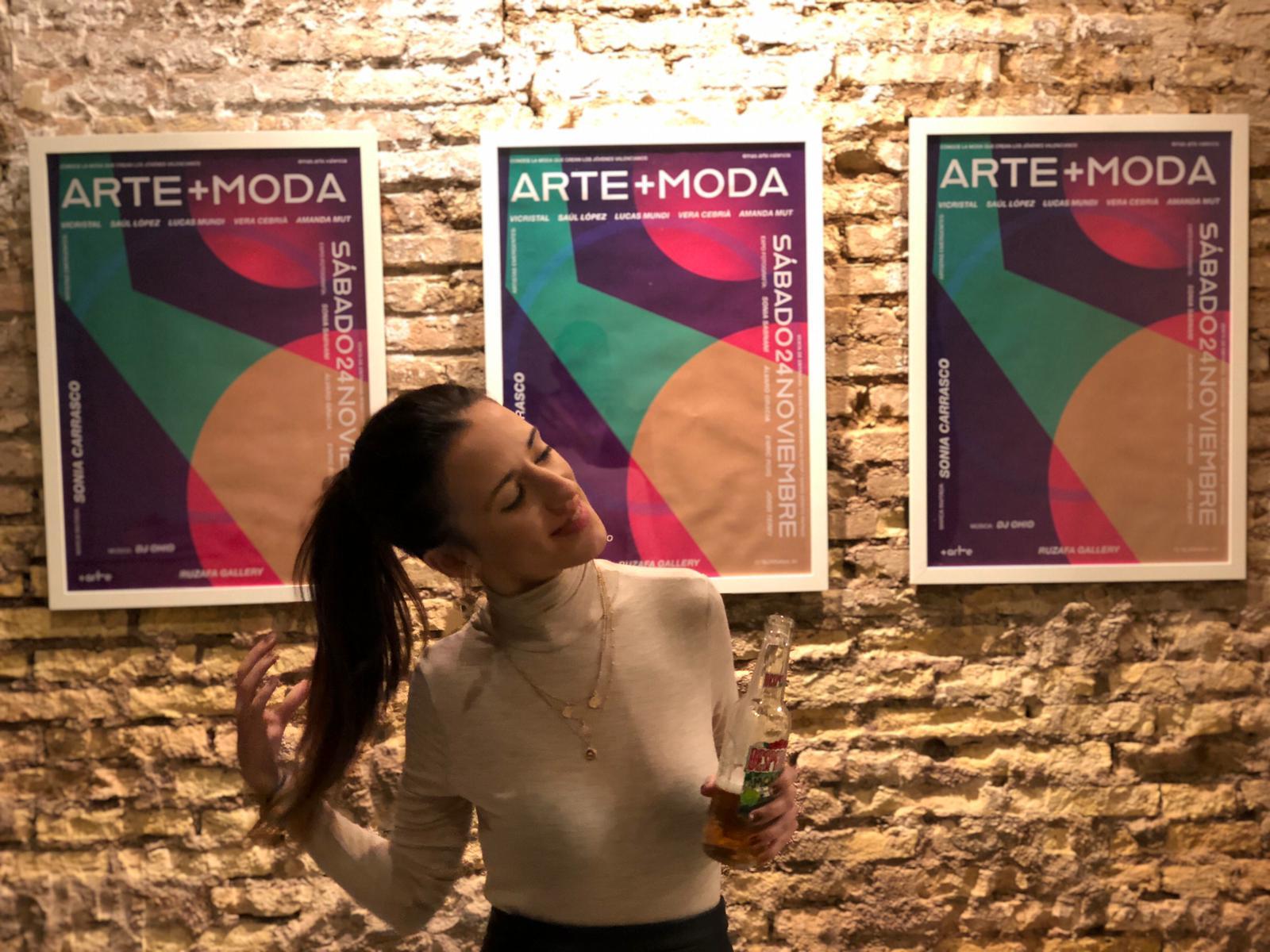 IMG 20181125 WA0059 - Evento: Arte + Moda Valencia
