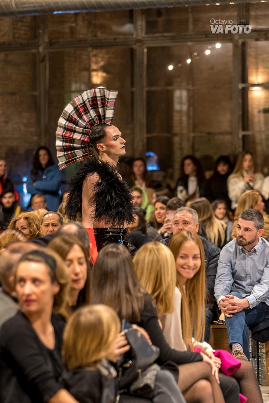 00120 ARTEMODA DSC4219 20181124 - Evento: Arte + Moda Valencia